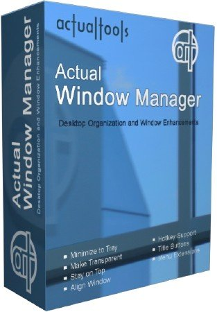 Actual Window Manager 8.3 Final