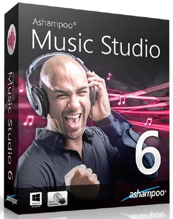 Ashampoo Music Studio 6.0.1.3 Final