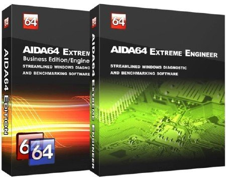 AIDA64 Extreme / Engineer Edition 5.20.3423 Beta