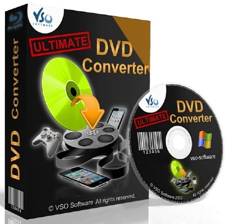 VSO DVD Converter Ultimate 3.6.0.3 Final