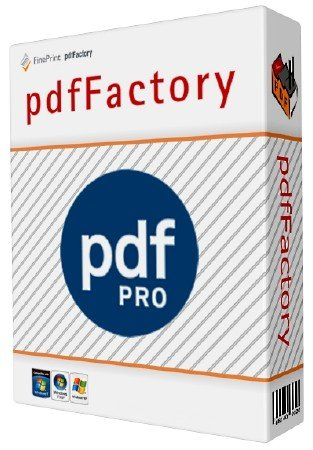 pdfFactory Pro 5.28 Workstation / Server Edition