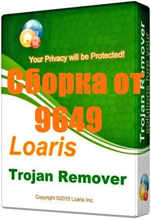 Loaris Trojan Remover 1.3.7.3 (ML/RUS) RePack & Portable by 9649
