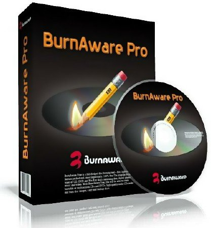 BurnAware Professional 8.1 Final DC 17.05.2015
