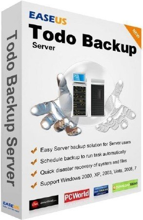 EaseUS Todo Backup Advanced Server 8.3.0 Build 20150519
