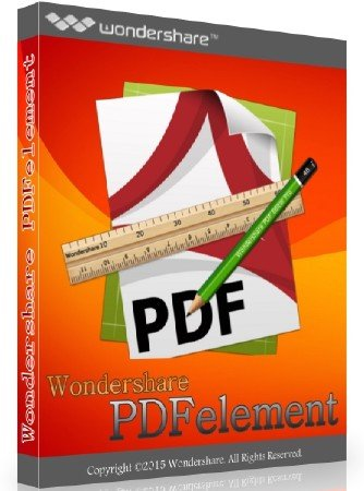Wondershare PDFelement 5.2.03