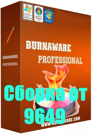BurnAware Professional 8.1 (ENG/RUS) DC 22.05.2015 RePack & Portable by 9649