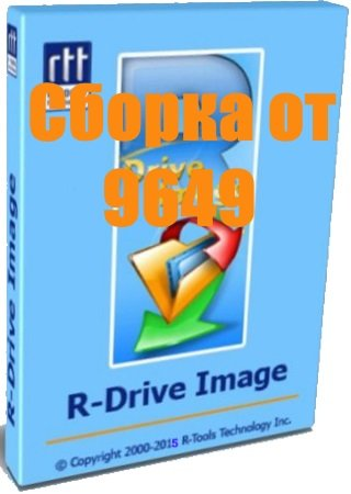 R-Drive Image 6.0.6005 (ML/RUS) RePack & Portable by 9649