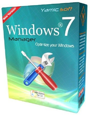 Windows 7 Manager 5.1.1 Final