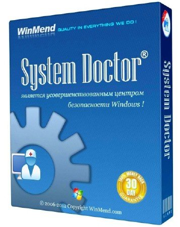 WinMend System Doctor 1.6.8.0 + Rus