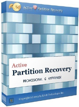 Active Partition Recovery Professional Corporate 14.0.1
