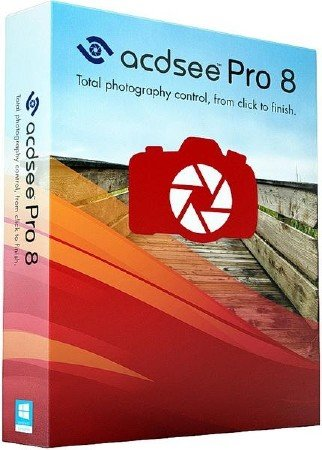 ACDSee Pro 8.2 Build 287 Final (x86/x64) + Rus