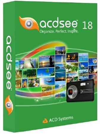 ACDSee 18.2 Build 250 Final (x86/x64) + Rus