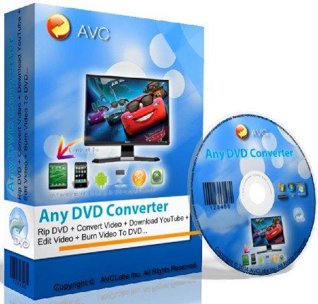 Any DVD Converter Professional 5.8.1