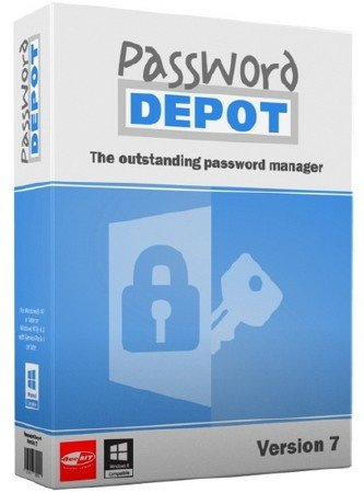 Password Depot Professional 7.6.5 RePack by D!akov