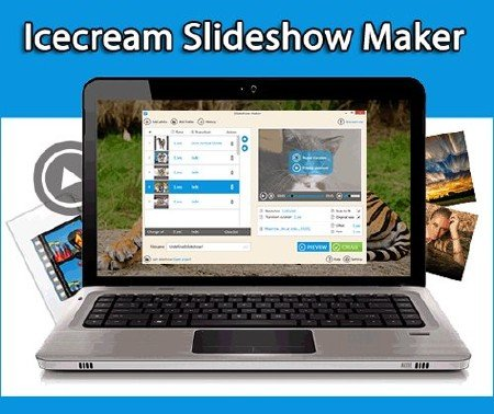 Icecream Slideshow Maker 1.22 (2015/ML/RUS)