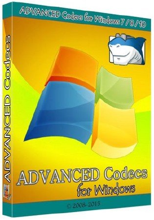 ADVANCED Codecs for Windows 7/8/10 5.27