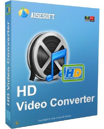 Aiseesoft HD Video Converter 8.1.6 + Rus