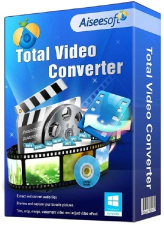 Aiseesoft Total Video Converter 8.1.6 + Rus