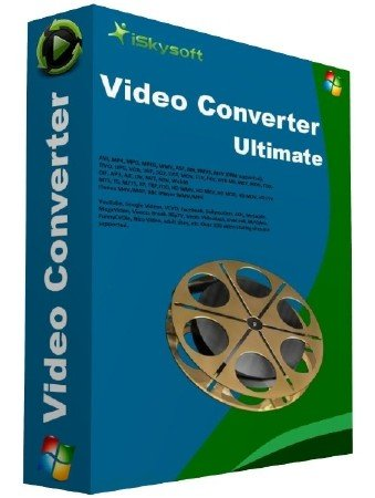iSkysoft Video Converter Ultimate 5.6.0.0 + Rus