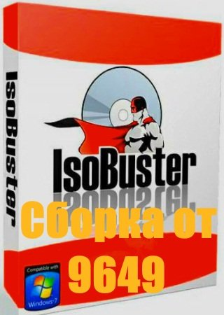 IsoBuster Pro 3.6 (ML/RUS) RePack & Portable by 9649