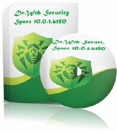Dr.Web Security Space 10.0.1.6180