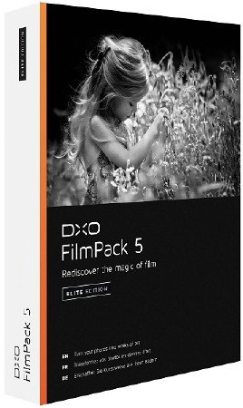 DxO FilmPack Elite 5.1.4 Build 456 (x64)