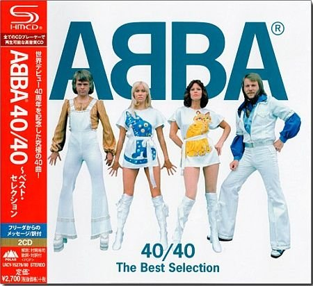 ABBA - 40/40 The Best Selection (2014)