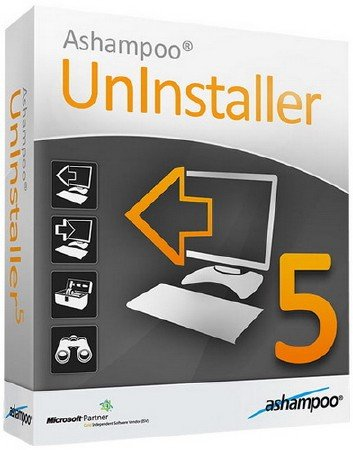 Ashampoo UnInstaller 5.05 RePack by Diakov