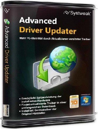 Advanced Driver Updater 2.7.1086.16665 RePack by D!akov
