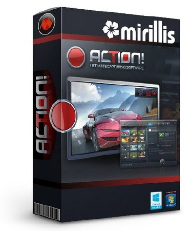 Mirillis Action! 1.25.4 Multi/Rus