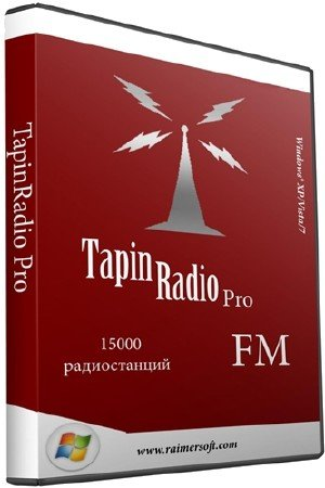 TapinRadio Pro 1.71 RePack by D!akov