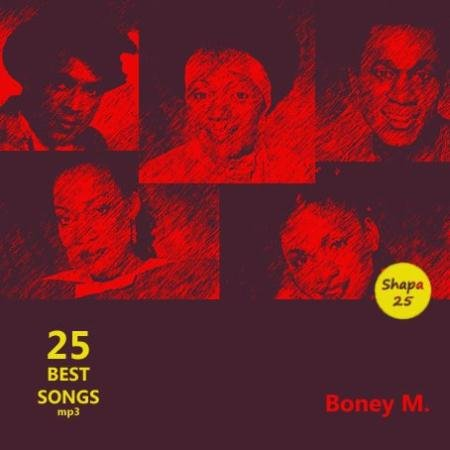 Boney M. - 25 Best Songs (2015)