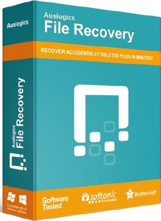 Auslogics File Recovery 6.0.1.0 RePack by D!akov