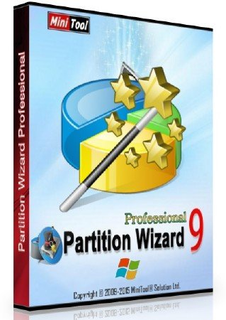 MiniTool Partition Wizard Professional / Server Edition 9.1