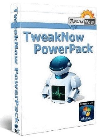 TweakNow PowerPack 4.6.0 RePack by D!akov