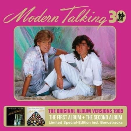 Modern Talking - The First Album & The Second Album (30th Anniversary Limit ...