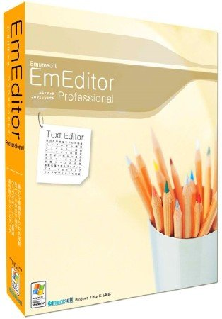 Emurasoft EmEditor Professional 15.3.1 Final + Portable