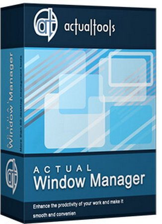 Actual Window Manager 8.5.3 Final (2015/ML/RUS)