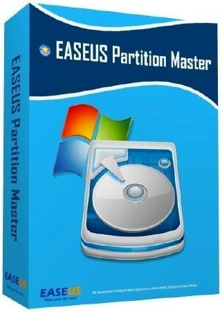 EASEUS Partition Master 10.8 Server / Professional / Technican / Unlimited Edition + Rus