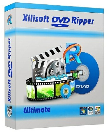 Xilisoft DVD Ripper Ultimate 77.8.11 Build 20150923 + Rus