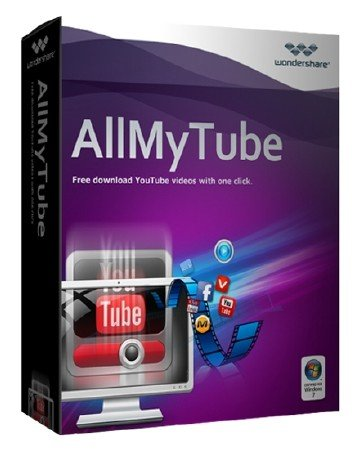 Wondershare AllMyTube 4.7.0 + Rus