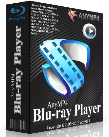AnyMP4 Blu-ray Player 6.1.70 + Rus
