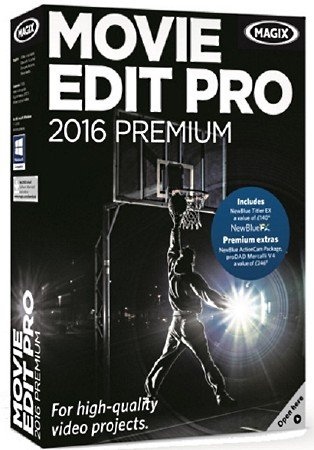 MAGIX Movie Edit Pro 2016 Premium 15.0.0.77