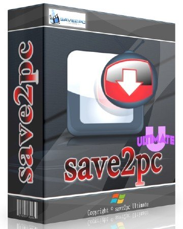 save2pc Ultimate 5.44 Build 1527 + Rus