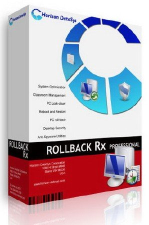 Rollback Rx Professional 10.4 Build 2700722190 RePack by KpoJIuK