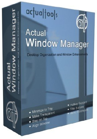 Actual Window Manager 8.6 Final Multi/Rus