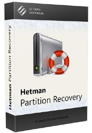 Hetman Partition Recovery 2.3 DC 12.10.2015