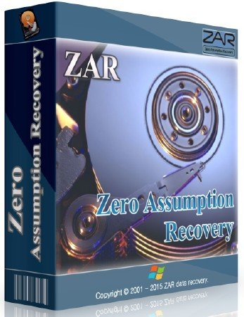 Zero Assumption Recovery 10.0.160 Technician Edition