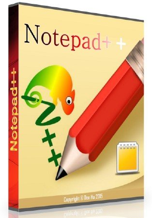 Notepad++ 6.8.4 Final + Portable