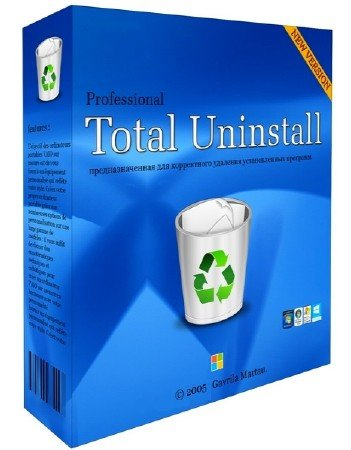 Total Uninstall Professional 6.15.0.320